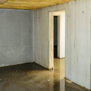 why does my basement get water in it