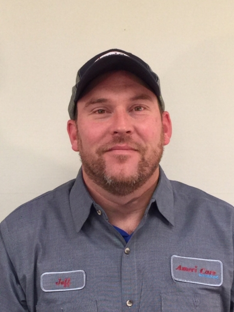 Jeff Lamb Moisture Control Production Manager
