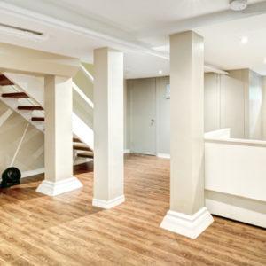 maintain a healthy basement