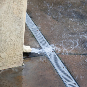 how does water get into my home